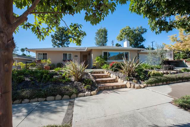 5006 La Gama Way, Santa Barbara, CA 93111 (MLS #19-3911) :: The Zia Group