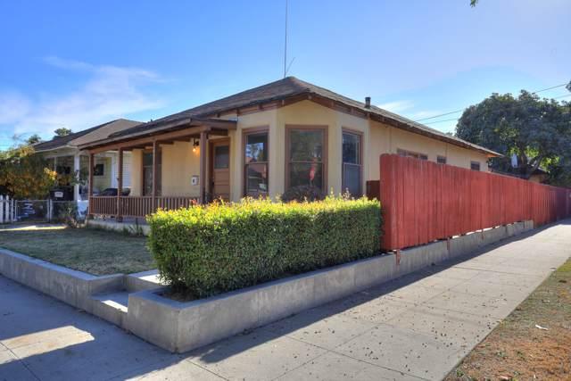 617 Castillo St, Santa Barbara, CA 93101 (MLS #19-3916) :: Chris Gregoire & Chad Beuoy Real Estate
