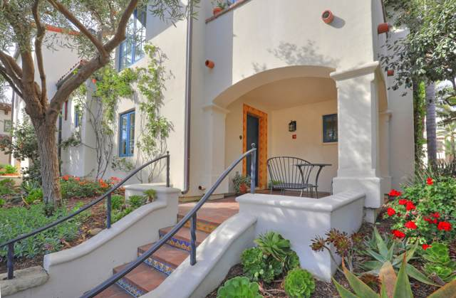 218 E Yanonali St C, Santa Barbara, CA 93101 (MLS #19-3924) :: The Zia Group