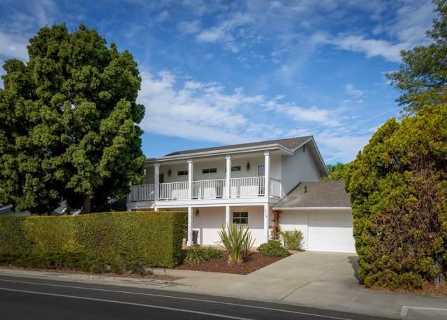 5518 Cathedral Oaks Rd, Santa Barbara, CA 93111 (MLS #19-3942) :: The Zia Group