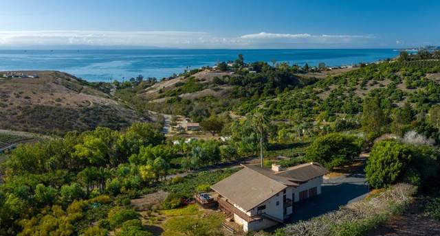 209 Greenwell Ave, Summerland, CA 93067 (MLS #19-3958) :: The Zia Group
