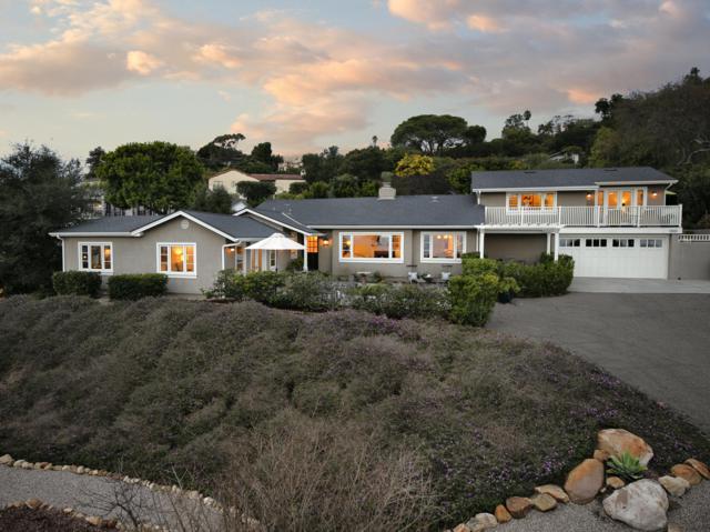 1840 Mission Ridge Rd, Santa Barbara, CA 93103 (MLS #19-396) :: The Zia Group