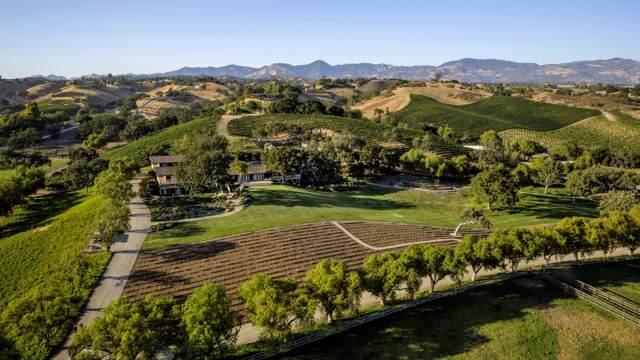 2450 Calzada Ave, Santa Ynez, CA 93460 (MLS #19-3968) :: Chris Gregoire & Chad Beuoy Real Estate