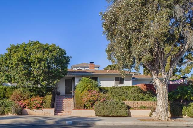 1602 Santa Rosa Ave, Santa Barbara, CA 93109 (MLS #19-3984) :: The Zia Group