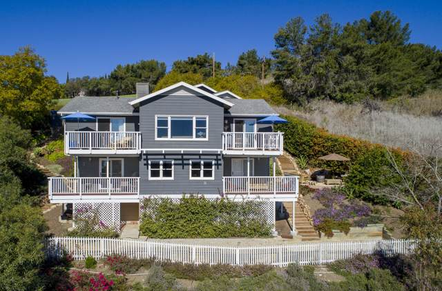 2206 Calle Culebra, Summerland, CA 93067 (MLS #19-3992) :: Chris Gregoire & Chad Beuoy Real Estate