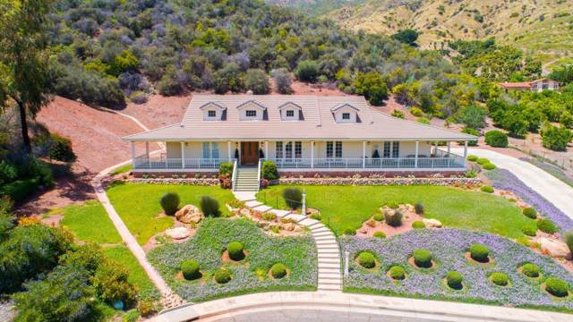 1436 N Montgomery St, Ojai, CA 93023 (MLS #19-4021) :: The Epstein Partners
