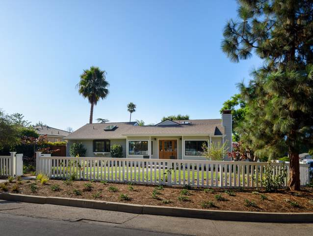 3315 Los Pinos Dr, Santa Barbara, CA 93105 (MLS #19-4045) :: The Zia Group
