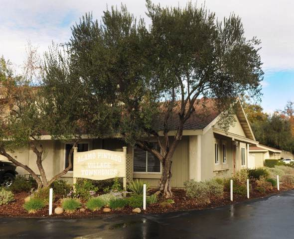 2031 Village Ln, Solvang, CA 93463 (MLS #19-4057) :: The Epstein Partners