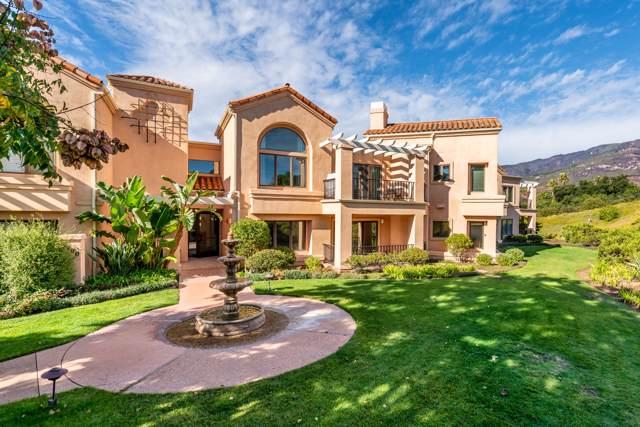 4400 Shadow Hills Cir Unit M, Santa Barbara, CA 93105 (MLS #19-4072) :: The Epstein Partners