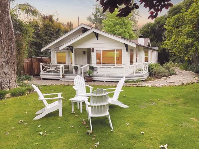 43 Humphrey Rd, Montecito, CA 93108 (MLS #19-4081) :: Chris Gregoire & Chad Beuoy Real Estate