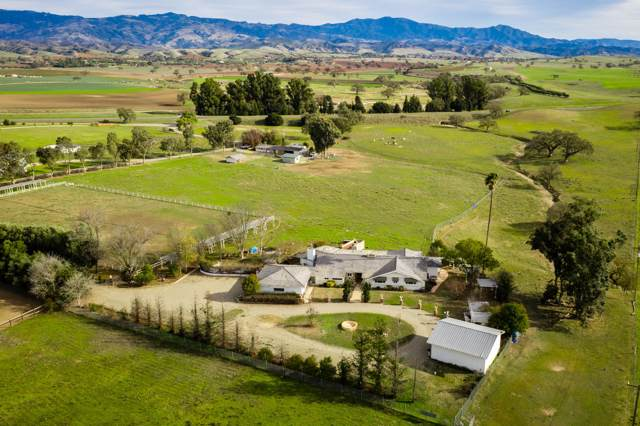 1460 Meadowvale Road, Santa Ynez, CA 93460 (MLS #19-4136) :: Chris Gregoire & Chad Beuoy Real Estate