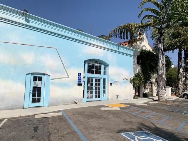 205 Santa Barbara St 1A, Santa Barbara, CA 93101 (MLS #19-4139) :: The Zia Group