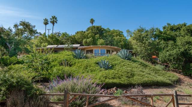 1463 Twinridge Rd, Santa Barbara, CA 93111 (MLS #19-4145) :: The Epstein Partners