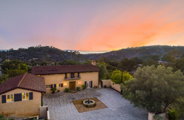 860 Coyote Rd, Santa Barbara, CA 93108 (MLS #19-435) :: The Epstein Partners