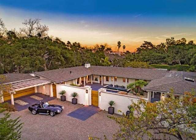 1211 E Valley Rd, Montecito, CA 93108 (MLS #19-438) :: The Epstein Partners