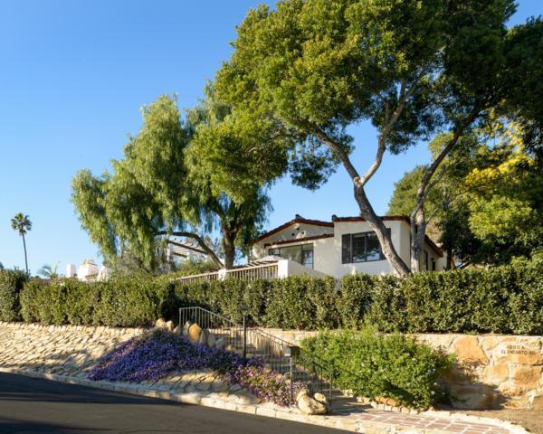 1800 El Encanto Rd A, Santa Barbara, CA 93103 (MLS #19-446) :: The Zia Group