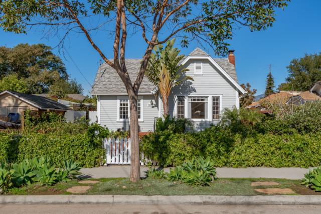 328 W Pedregosa St A & B, Santa Barbara, CA 93101 (MLS #19-461) :: The Epstein Partners