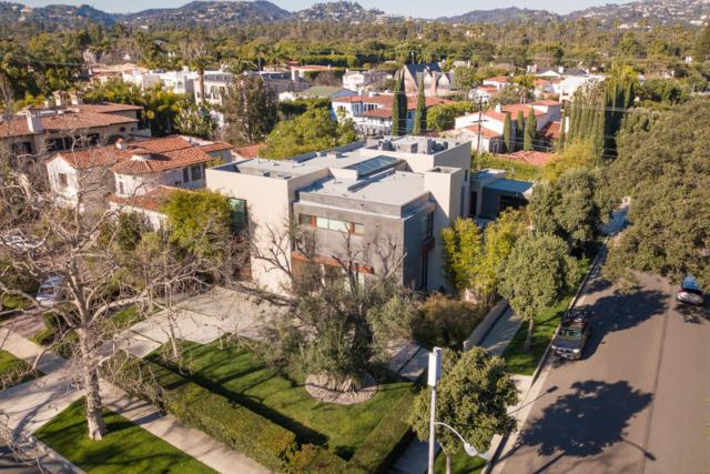 700 Walden Dr, BEVERLY HILLS, CA 90210 (MLS #19-488) :: The Epstein Partners