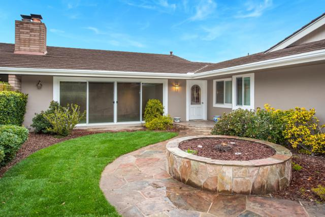 4554 Carriage Hill Dr, Santa Barbara, CA 93110 (MLS #19-504) :: The Zia Group