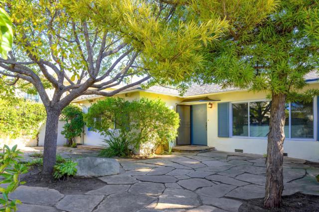 2616 Clinton Terrace, Santa Barbara, CA 93105 (MLS #19-513) :: Chris Gregoire & Chad Beuoy Real Estate
