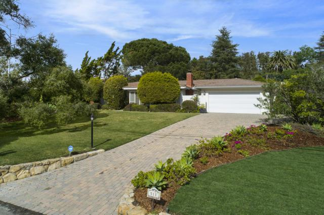 511 Alston Rd, Santa Barbara, CA 93108 (MLS #19-521) :: The Zia Group