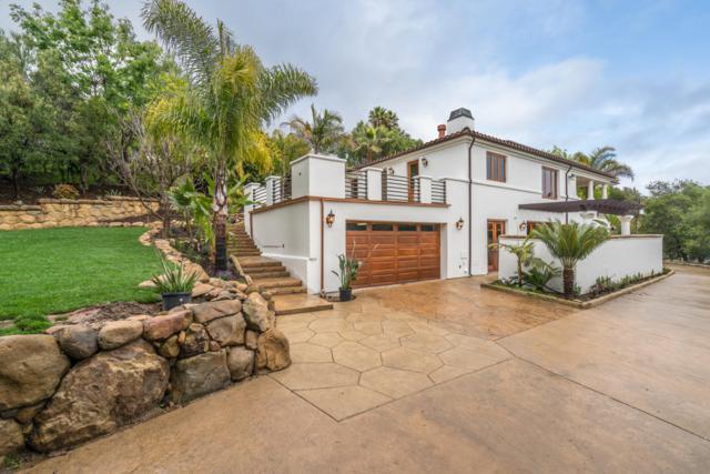 883 San Antonio Creek Rd, Santa Barbara, CA 93111 (MLS #19-547) :: The Epstein Partners
