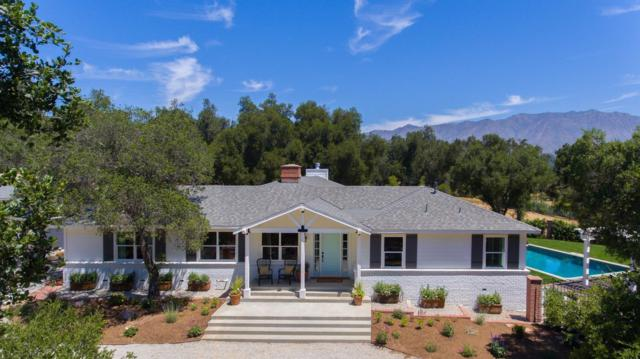 627 E Villanova Rd, Ojai, CA 93023 (MLS #19-549) :: The Zia Group