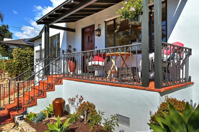 2220 Las Rosas Lane, Santa Barbara, CA 93105 (MLS #19-551) :: The Epstein Partners