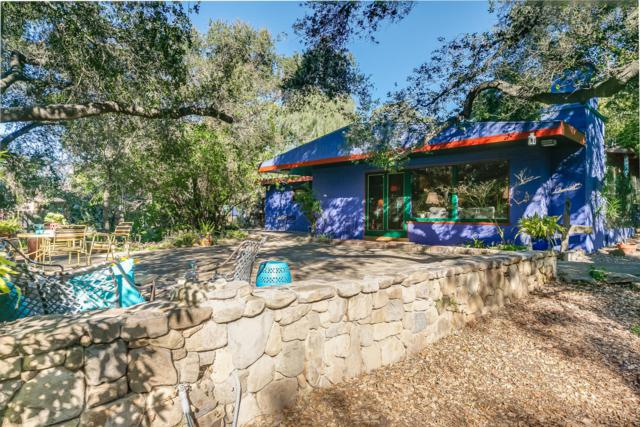 4840 Grand Ave, Ojai, CA 93023 (MLS #19-576) :: Chris Gregoire & Chad Beuoy Real Estate