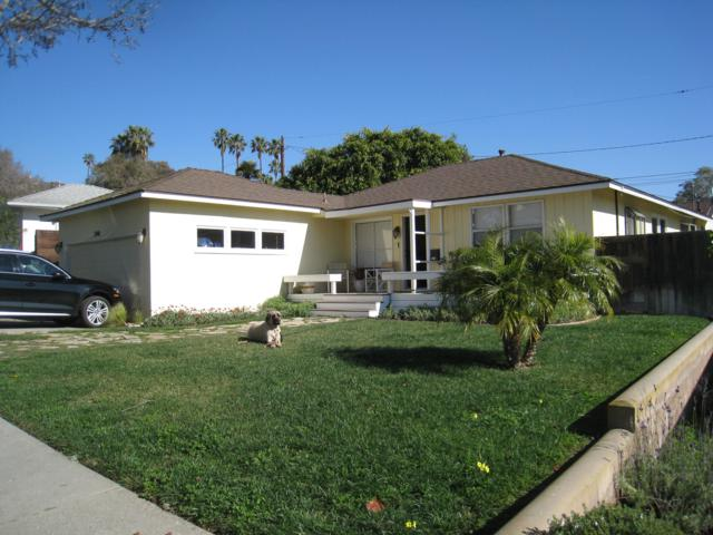 248 Los Alamos Ave, Santa Barbara, CA 93109 (MLS #19-578) :: Chris Gregoire & Chad Beuoy Real Estate