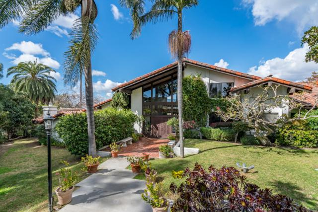 4630 Via Vistosa, Santa Barbara, CA 93110 (MLS #19-580) :: Chris Gregoire & Chad Beuoy Real Estate
