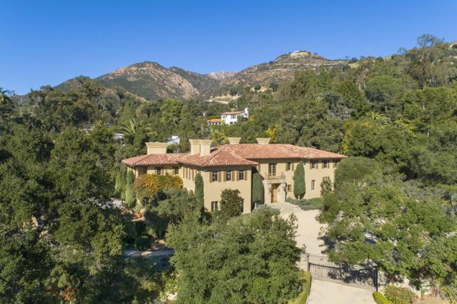 1045 Cold Springs Rd, Montecito, CA 93108 (MLS #19-65) :: Chris Gregoire & Chad Beuoy Real Estate