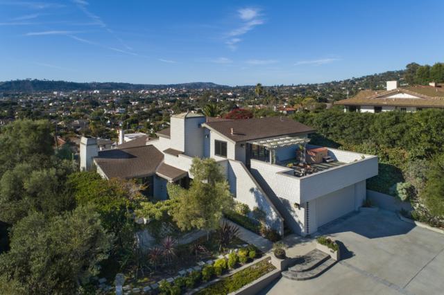 410 Alameda Padre Serra, Santa Barbara, CA 93103 (MLS #19-71) :: Chris Gregoire & Chad Beuoy Real Estate