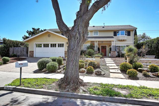 5451 Shemara St, Carpinteria, CA 93013 (MLS #19-763) :: The Epstein Partners