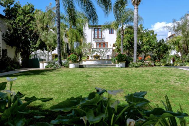218 E Yanonali St A, Santa Barbara, CA 93101 (MLS #19-781) :: The Zia Group