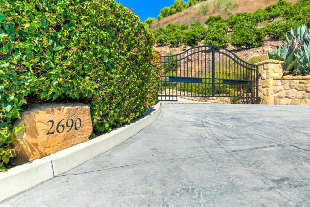 2690 Gibraltar Rd, Santa Barbara, CA 93105 (MLS #19-843) :: The Epstein Partners