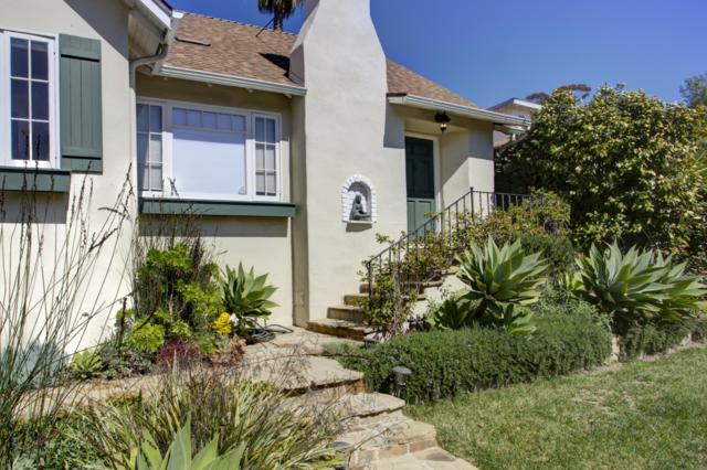 118 N Salinas St, Santa Barbara, CA 93103 (MLS #19-869) :: The Epstein Partners