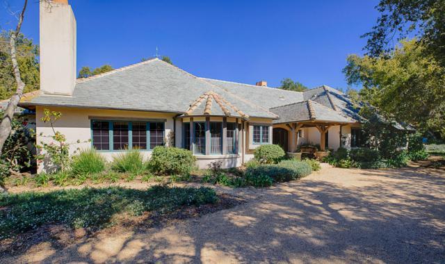 2220 E Valley Rd, Montecito, CA 93108 (MLS #19-885) :: The Epstein Partners