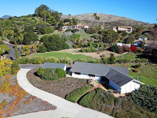 220 Vereda Del Ciervo, Santa Barbara, CA 93117 (MLS #19-888) :: The Epstein Partners