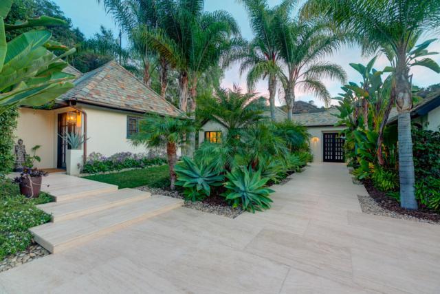 3250 E Ojai Ave, Ojai, CA 93023 (MLS #19-897) :: The Epstein Partners