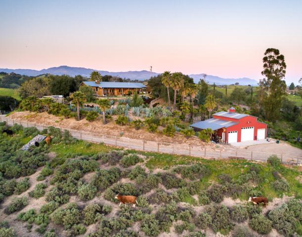 3461 W Oak Trail Rd, Santa Ynez, CA 93460 (MLS #19-918) :: The Zia Group