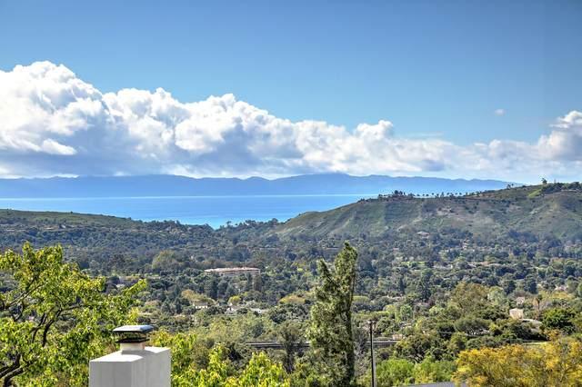 18 Celine Dr, Santa Barbara, CA 93105 (MLS #20-1037) :: The Epstein Partners