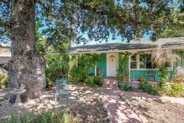 304 Park Rd, Ojai, CA 93023 (MLS #20-1038) :: The Zia Group
