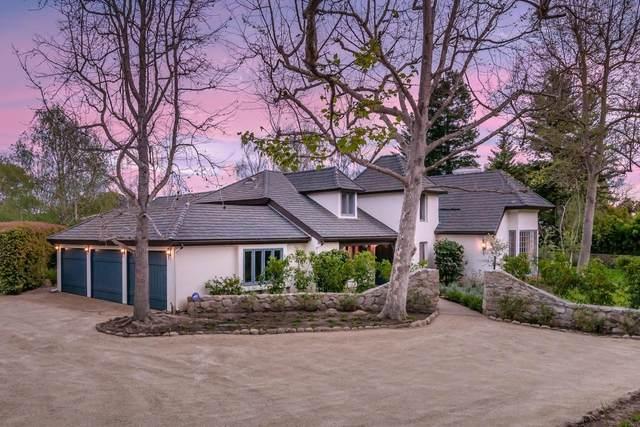 280 Santa Rosa Ln, Santa Barbara, CA 93108 (MLS #20-1046) :: The Epstein Partners