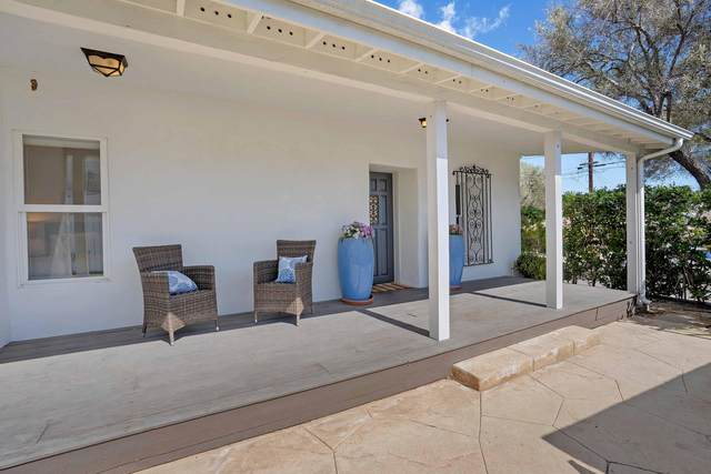 525 E De La Guerra St, Santa Barbara, CA 93103 (MLS #20-1048) :: The Zia Group