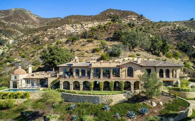 1398 Oak Creek Canyon Rd, Montecito, CA 93108 (MLS #20-1062) :: The Zia Group