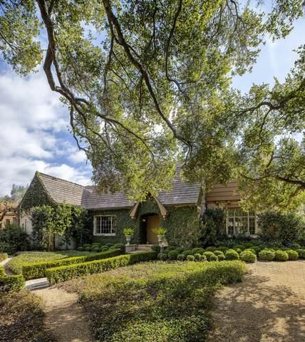 808 San Ysidro Ln, Montecito, CA 93108 (MLS #20-1063) :: The Epstein Partners