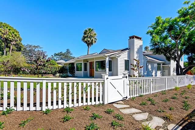 3315 Los Pinos Dr, Santa Barbara, CA 93105 (MLS #20-1067) :: The Epstein Partners