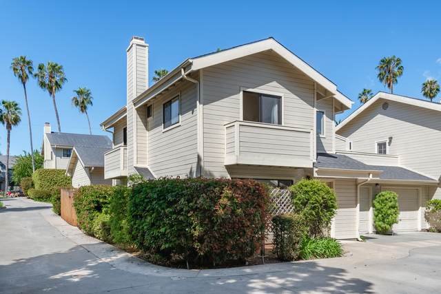 34 Ocean View Ave #5, Santa Barbara, CA 93103 (MLS #20-1071) :: The Zia Group