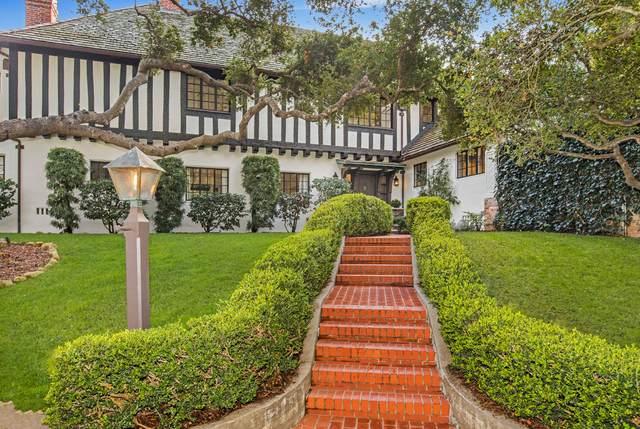 1321 School House Road, Montecito, CA 93108 (MLS #20-1072) :: The Zia Group